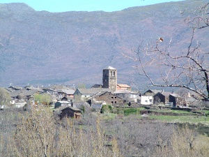 paisaje torre
